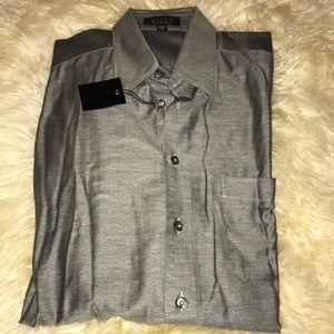 XACUS NWT Men's Buttoned down shirt